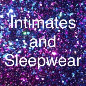Intimates and Sleepwear
